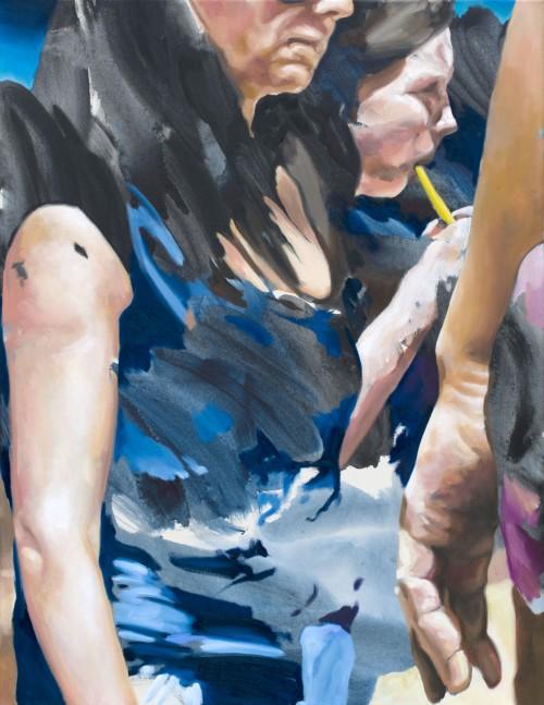 Potpourri, 2018, Öl auf Leinwand, 80 x 60 cm 2.100,- €
