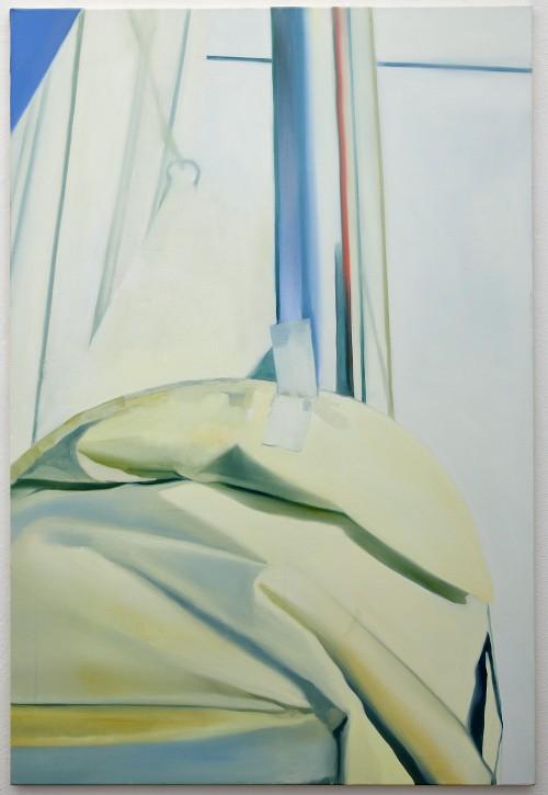 Segel II, 2018 Öl auf Baumwolle, 150 x 100 cm
