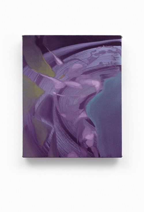 UT (After Bernini) 2019 Öl auf Leinwand 39×31cm