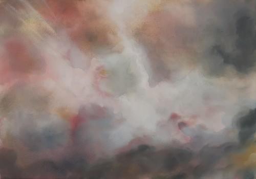 Christoph Srb, Öl auf Leinwand,  50 x 35 cm