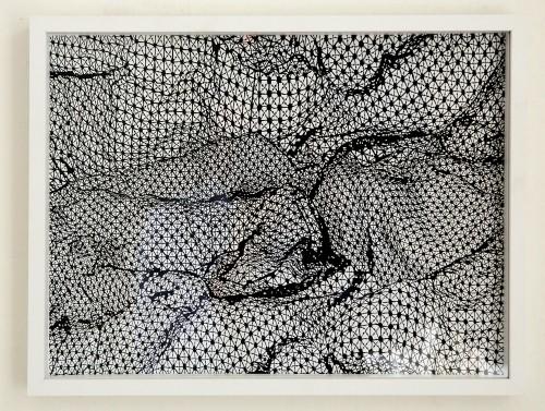 ohne Titel (Edition 50 Stk.), 2018  Druck auf Papier, 60 x 40 cm