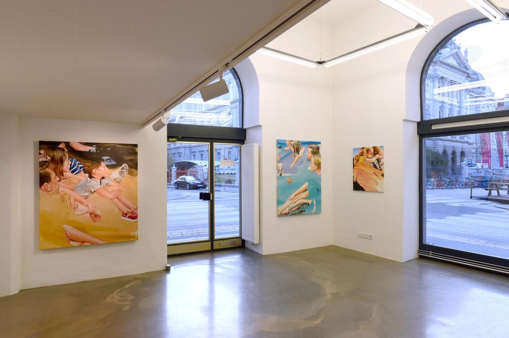 Galerie S und L - Backstage Depot