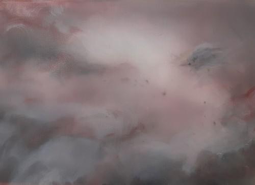 Christoph Srb, Öl auf Leinwand,  40 x 29 cm