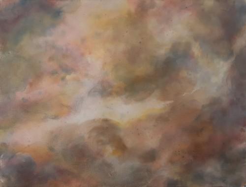 Christoph Srb, Öl auf Leinwand,  45 x 35 cm